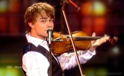 Alexander Rybak - Fairytale (Med tekst/lyrics)