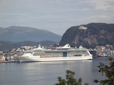 Norges-cruise rett i sm�r�yet