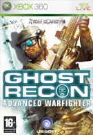 Ghost Recon 3 Advanced Warfighter XBOX 360